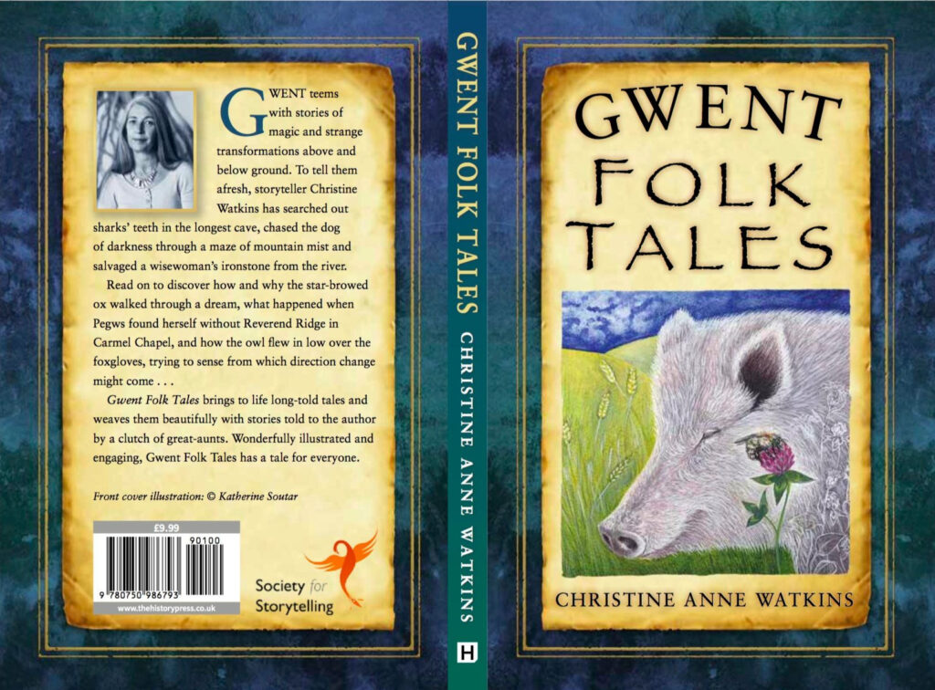 Gwent Folk Tales Book Cover